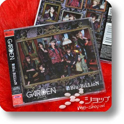 BLU-BILLION - GARDEN LIM.CD+DVD B-Type-0