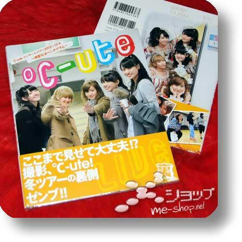 °C-ute - Concert Tour 2012~13 (PHOTOBOOK)-0