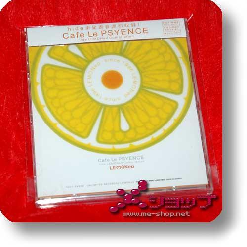 hide LEMONed Compilation - Cafe Le PSYENCE (Re!cycle)-0
