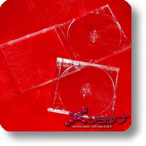 CD-HÜLLE (Jewelcase), transparent-0