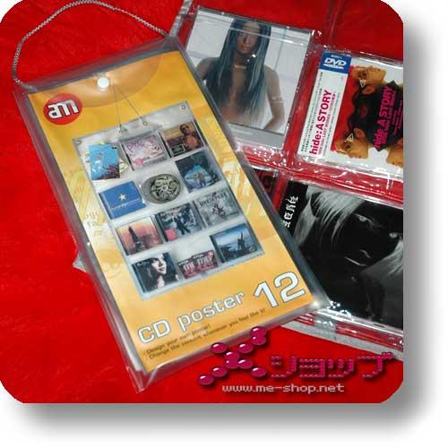 CD-WALLSCROLL für 12 CDs/DVDs!-0