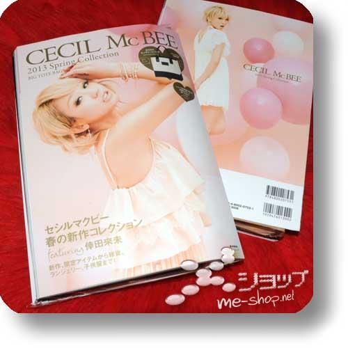 CECIL Mc BEE Spring Collection 2013 inkl.Big Tote Bag (KUMI KODA-Cover!)-0