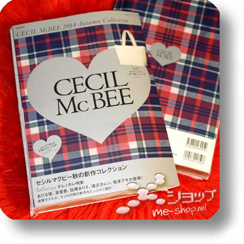 CECIL Mc BEE 2014 Autumn Collection (inkl. Big Tote Bag!)-0