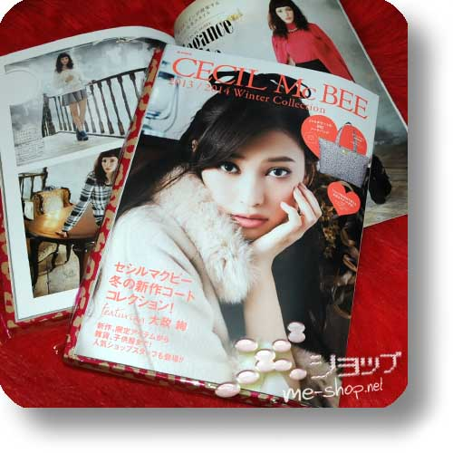CECIL Mc BEE 2013/14 Winter Collection inkl.Big Tote Bag!-0