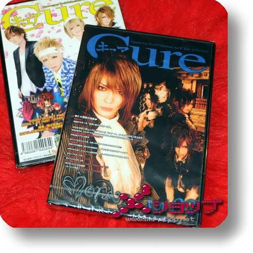 Japanesque Rock Collectionz Aid Cure DVD Vol.02 (MORAN, ZORO, Kisaki, Daizy Stripper, DELUHI, Iroquoi, ALiBi, Julliet...)-0