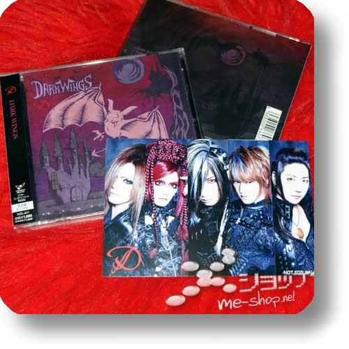D - Dark Wings LIM.MCD B-Type inkl.Bonustrack! +Bonus-Fotopostkarte!-0