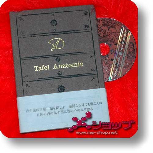 D - Tafel Anatomie (lim.Special Edition CD+Photobook)-0