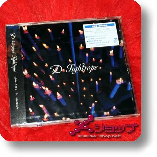D - Tightrope (1.Press inkl.Tradingcard!)-0