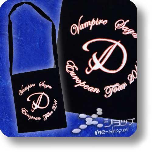 """D - VAMPIRE SAGA EU-Tour Original Stofftasche """"Logo"""" (tote bag)-0"""