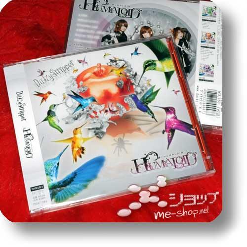 DAIZY STRIPPER (DaizyStripper) - HUMALOID lim.CD+DVD B-Type-0