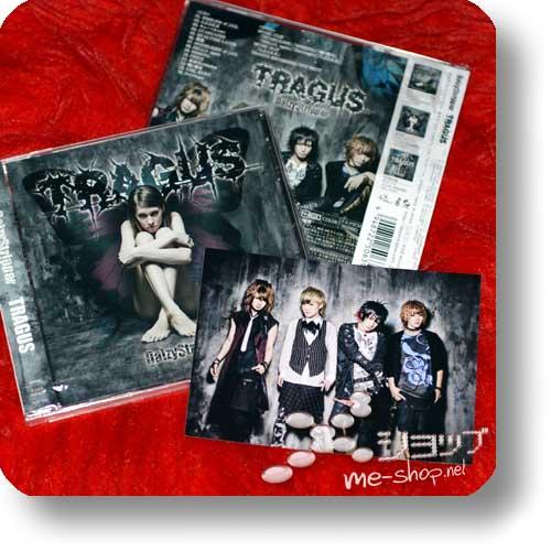 DAIZY STRIPPER (DaizyStripper) - TRAGUS +Bonus-Fotokarte-0
