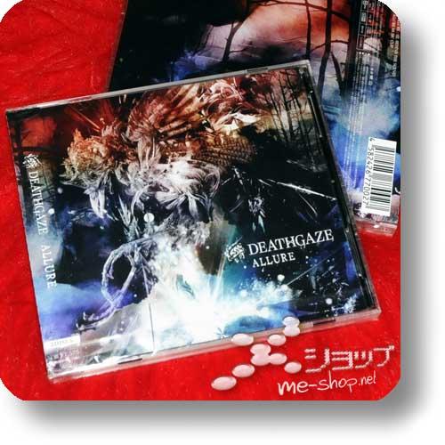 DEATHGAZE - ALLURE lim.CD+DVD-0