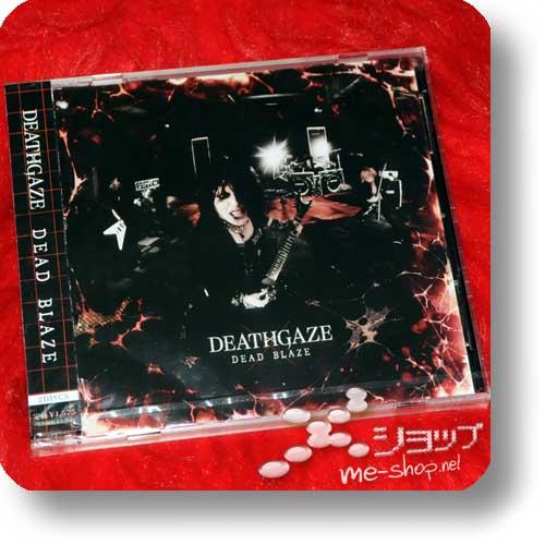 DEATHGAZE - DEAD BLAZE lim.CD+DVD-0