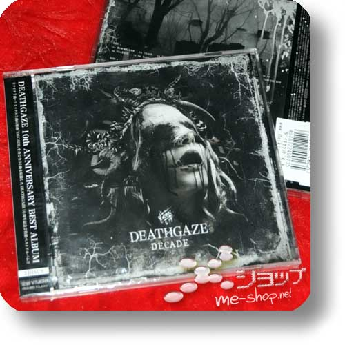DEATHGAZE - DECADE lim. 2CD-0
