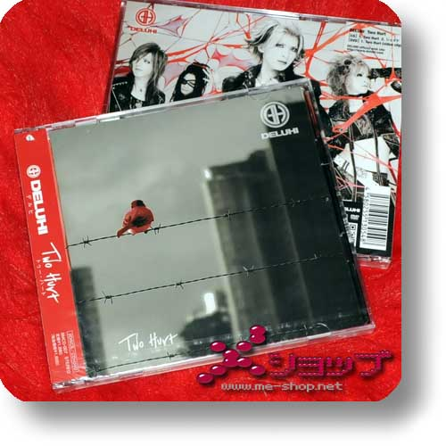DELUHI - Two Hurt CD+DVD-0