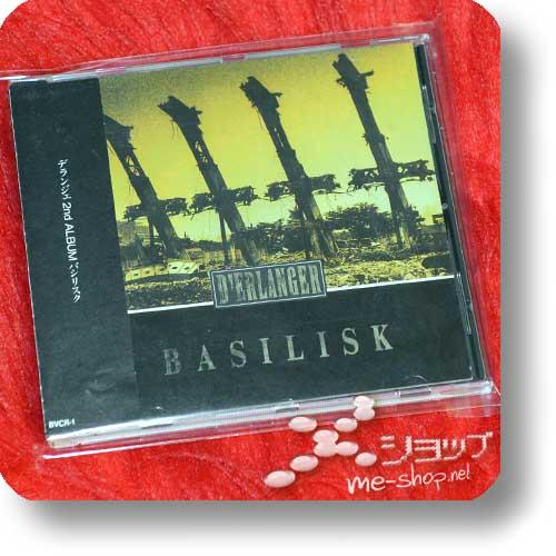 D'ERLANGER - Basilisk (ORIG.1990!) (Re!cycle)-0