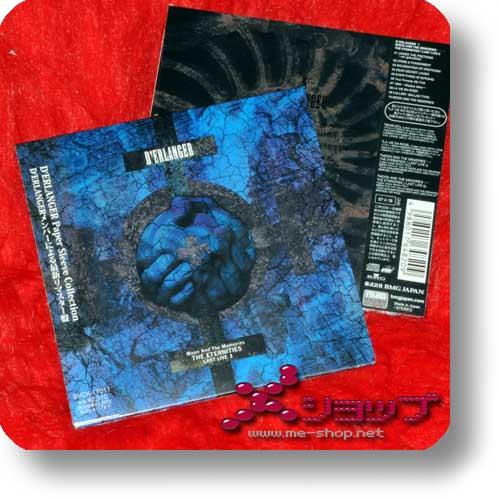 D'ERLANGER - Moon And The Memories... Last Live II (lim.Reissue)-0