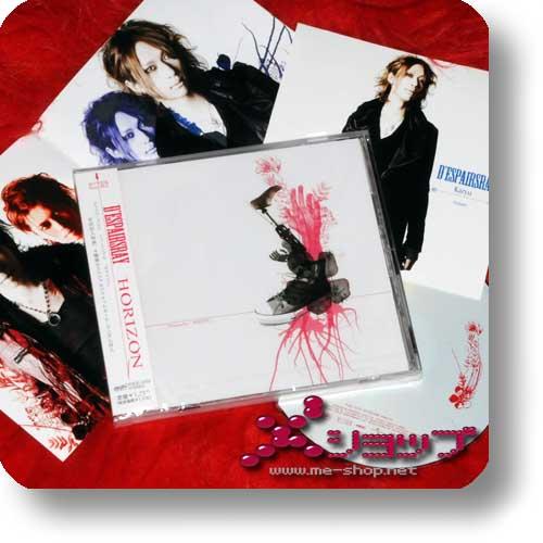 D'ESPAIRSRAY - Horizon - lim.1.Pr. inkl. Bonustrack+Fotokarte-0