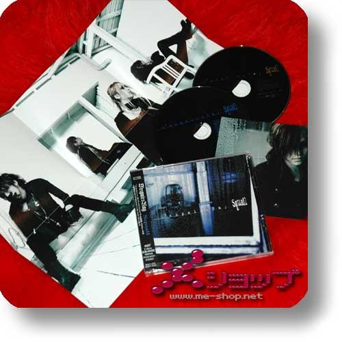 D'ESPAIRSRAY - Squall LIM.CD+DVD +Fotokarte! (Re!cycle)-0