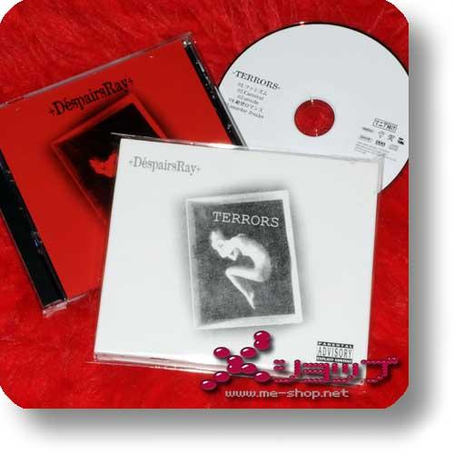 D'ESPAIRS RAY (+D'espairsRay+) - TERRORS (2nd Pr.) (Re!cycle)-0