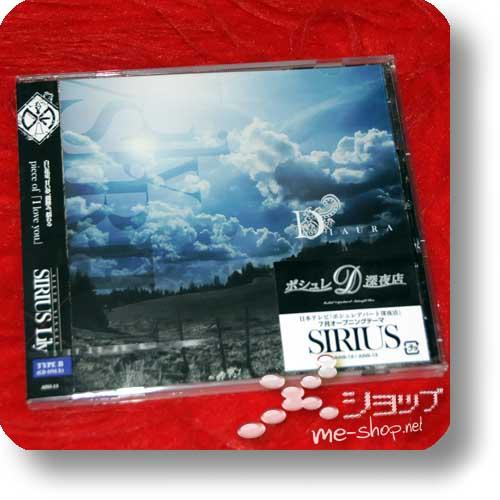 DIAURA - SIRIUS/Lily (B-Type) inkl. Bonustrack!-0