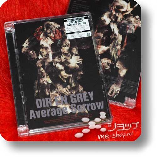 DIR EN GREY - AVERAGE SORROW (PV-Blu-ray)-0