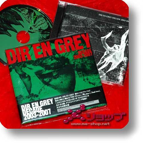 DIR EN GREY - DECADE 2003-2007 (Re!cycle)-0