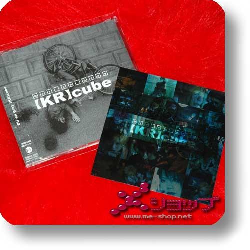 DIR EN GREY - [KR]cube (lim.1.Press inkl.Sticker!) (Re!cycle)-0