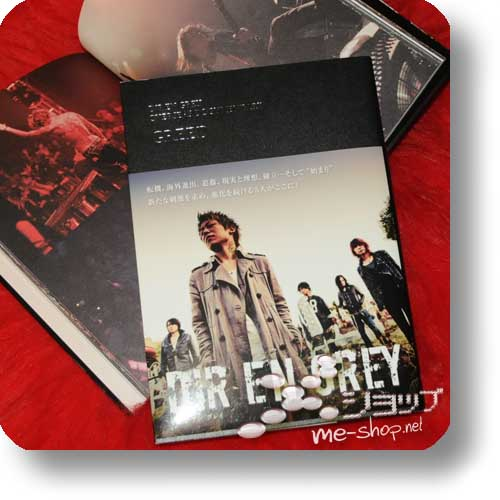 DIR EN GREY - Overseas Documentary GREED (Photo/History Book)-0