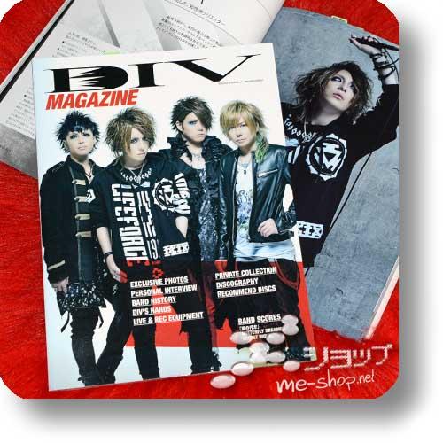 DIV MAGAZINE - Official Artist Book (inkl. 3 Bandscores!)-0
