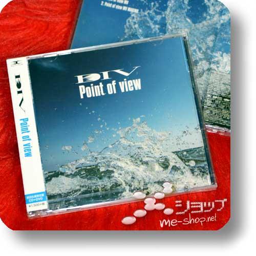 DIV - Point of view LIM.CD+DVD-0