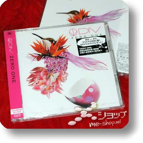DIV - ZERO ONE LIM.CD+DVD-0