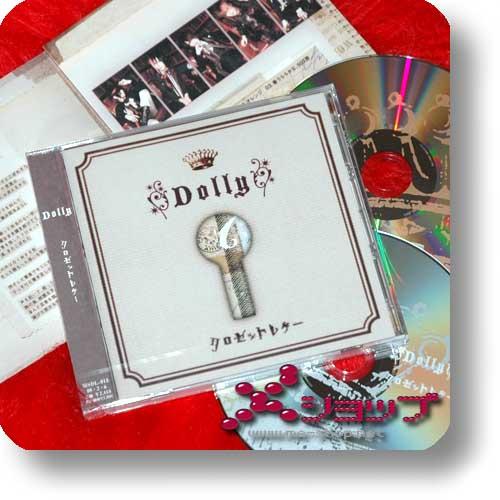 DOLLY - Closet Letter LIM.CD+DVD-0