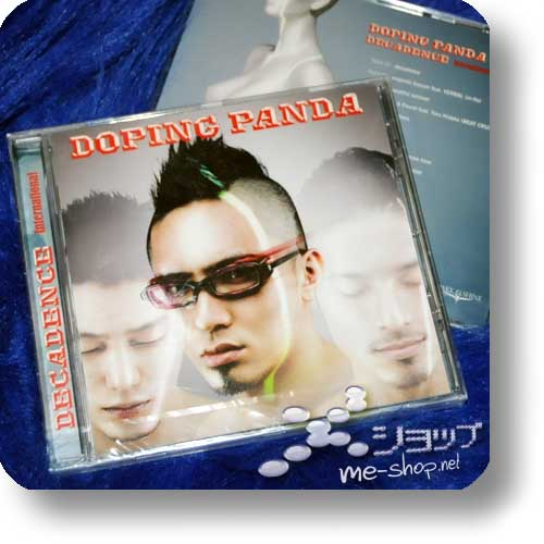 DOPING PANDA - Decadence International (Deutsche Pressung)-0