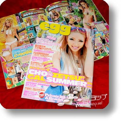 egg Vol.189 (Jul.12) Fashion- & Lifestyle-Magazin-0