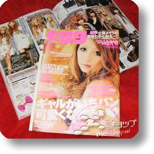 egg Vol.199 (Mai 13) Fashion- & Lifestyle-Magazin-0