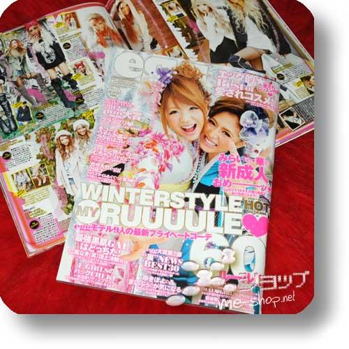 egg Vol.196 (Feb.13) Fashion- & Lifestyle-Magazin-0