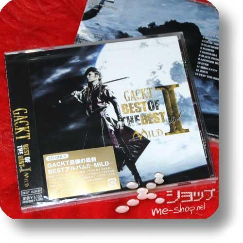 GACKT - Best of the best Vol.1 -MILD--0