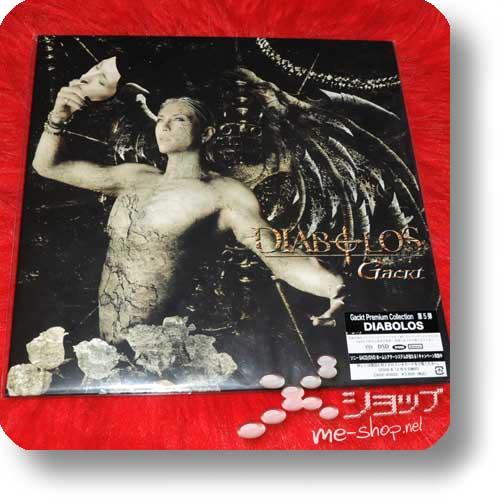 GACKT - Diabolos lim.Premium Collection SACD inkl.Riesenbooklet und Poster! -0