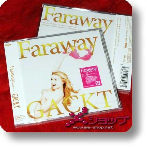 GACKT - Faraway (Re!cycle)-0