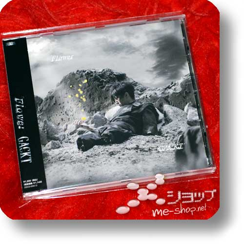 GACKT - Flower DEARS LIMITED FANCLUB EDITION (Re!cycle)-0
