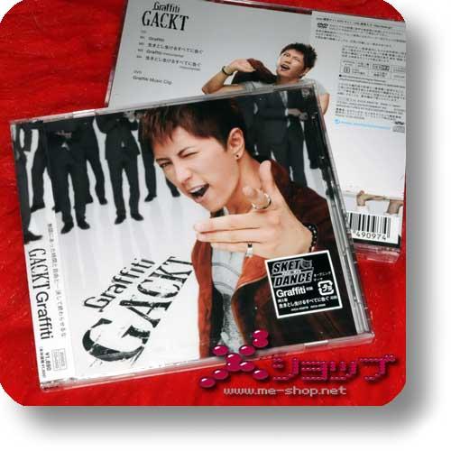 GACKT - Graffiti LIM.CD+DVD (SKET DANCE)-0