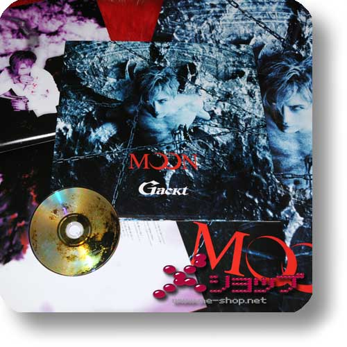 GACKT - Moon lim.Premium Collection SACD inkl.Riesenbooklet und Poster! (Re!cycle)-0