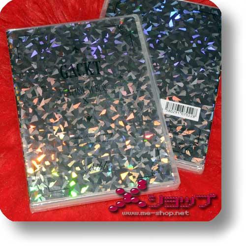 GACKT - Platinum Box X - 2nd Press (DVD)-0