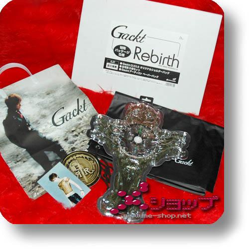 GACKT - Rebirth (lim.Special Edition Boxset) (Re!cycle)-0