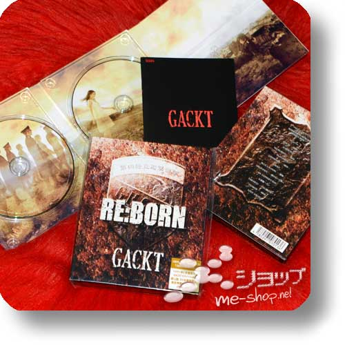 GACKT - RE:BORN (2CD) (Re!cycle)-15127