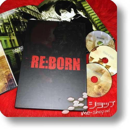 GACKT - RE:BORN lim.Dears-BOX 2CD+DVD+Photobook! (Re!cycle)-0