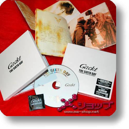GACKT - THE SIXTH DAY ~SINGLE COLLECTION~ 1.Press+Bonus (Re!cycle)-0