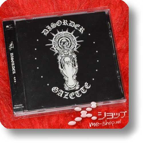 THE GAZETTE - Disorder (PSC-Originalpressung 2004) (Re!cycle)-0