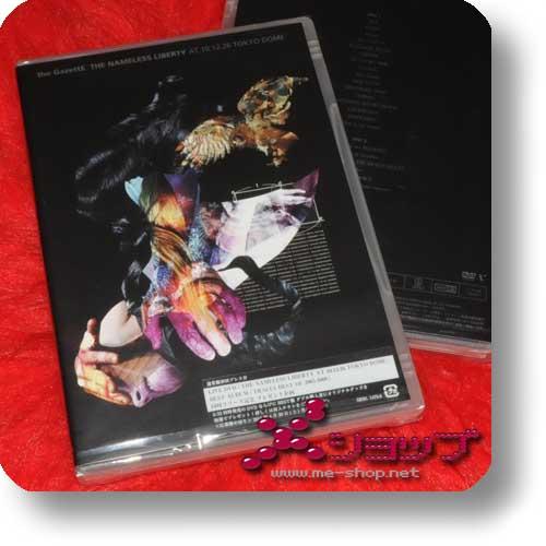 THE GAZETTE - The Nameless Liberty at 10.12.26 Tokyo Dome (2DVD)-0